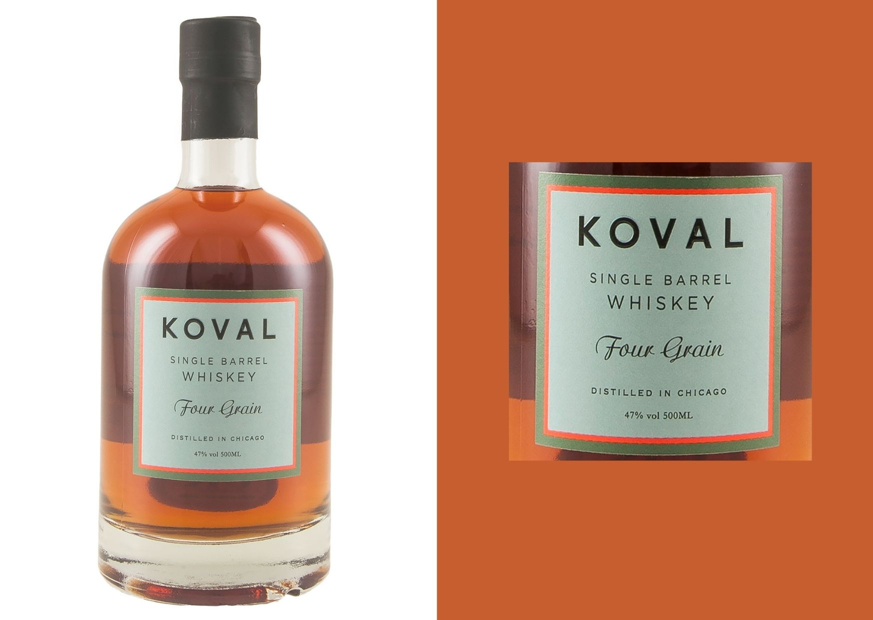 KOVAL Four Grain Tasting