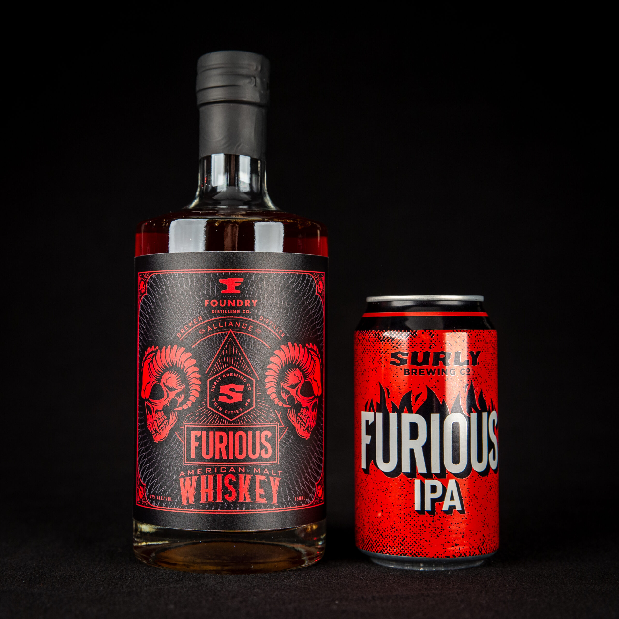 Foundry Distilling Furious Whiskey