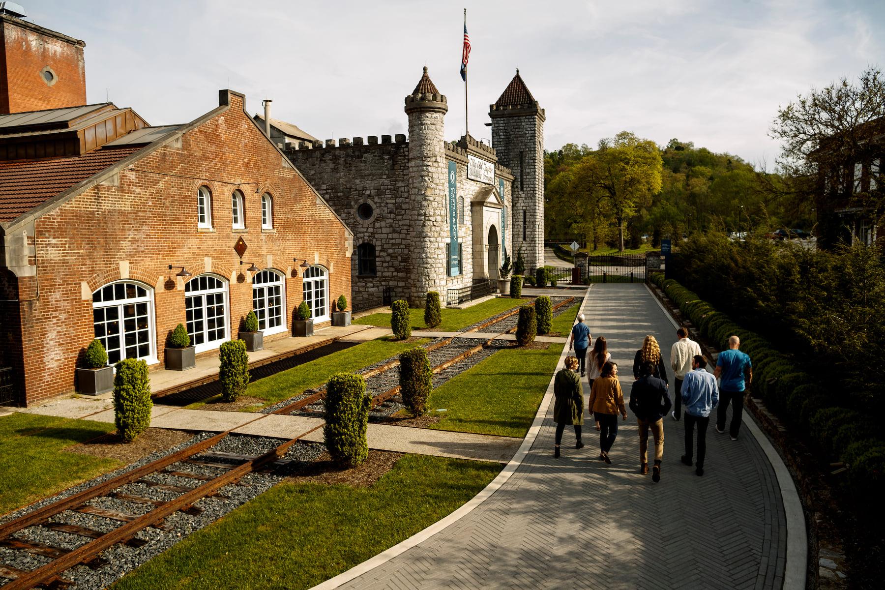 Castle & Key Distillery