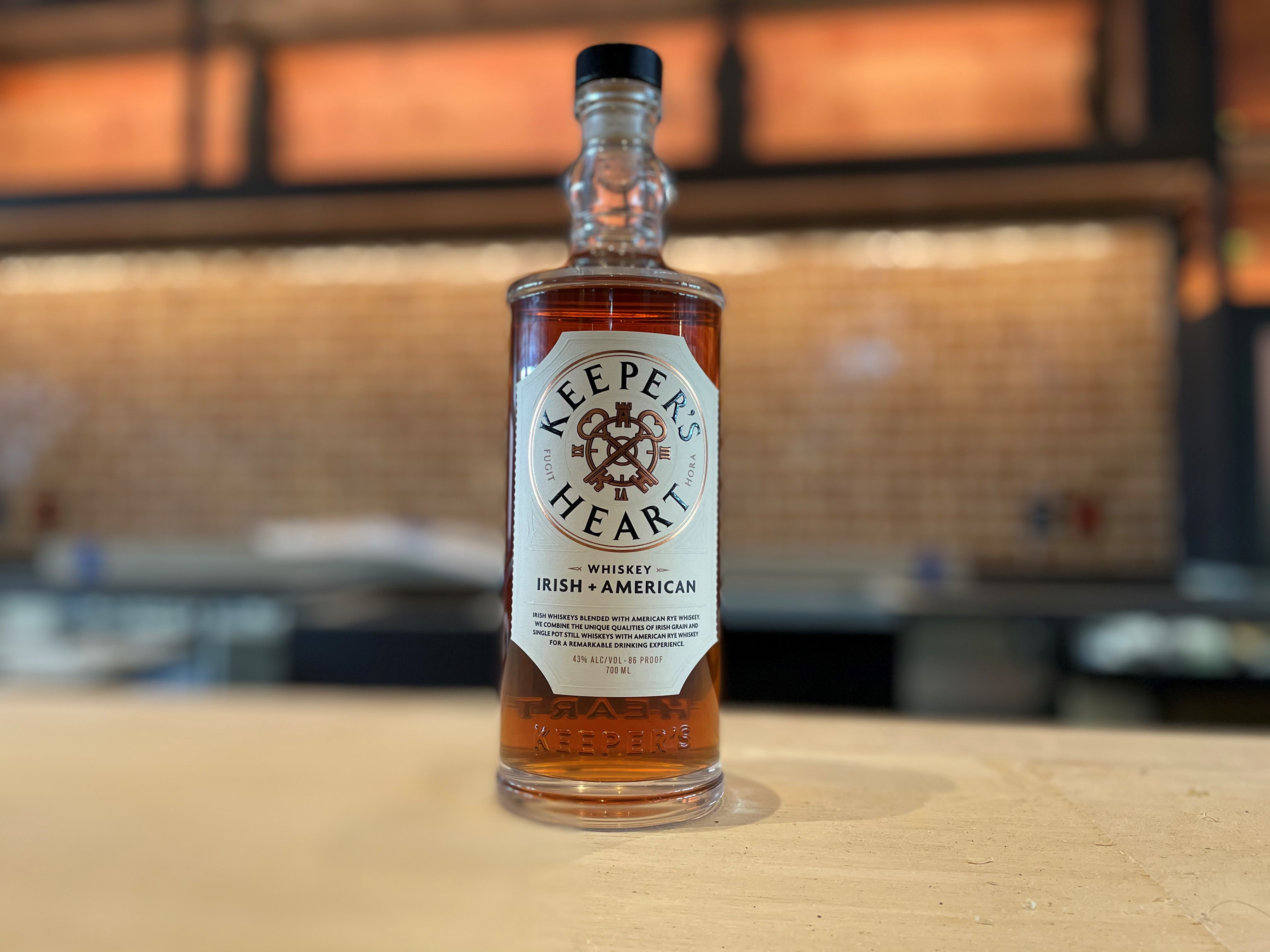 O'Shaughnessy Distilling Keeper's Heart